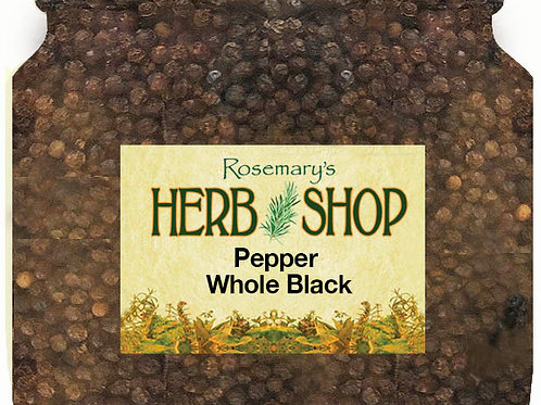 Pepper Whole Black