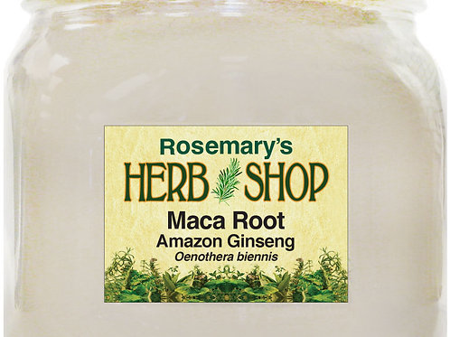 "Maca Root ""Amazon Ginseng"""
