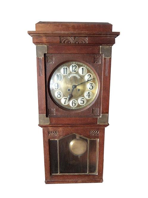 Reloj cucú antiguo grande