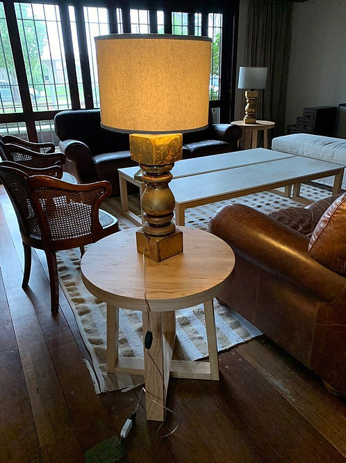 Juego de 2 lámparas de mesa