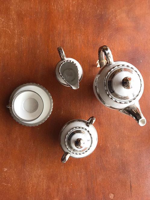 Juego de té - 5 personas