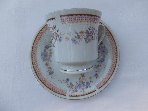 Juego de té - 4 personas