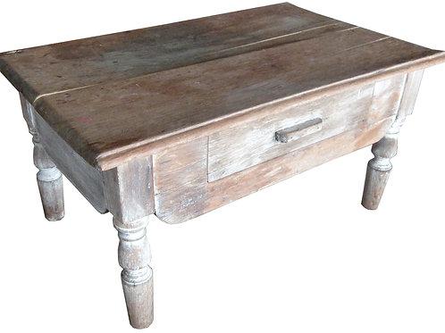 Mesa ratona de madera maciza