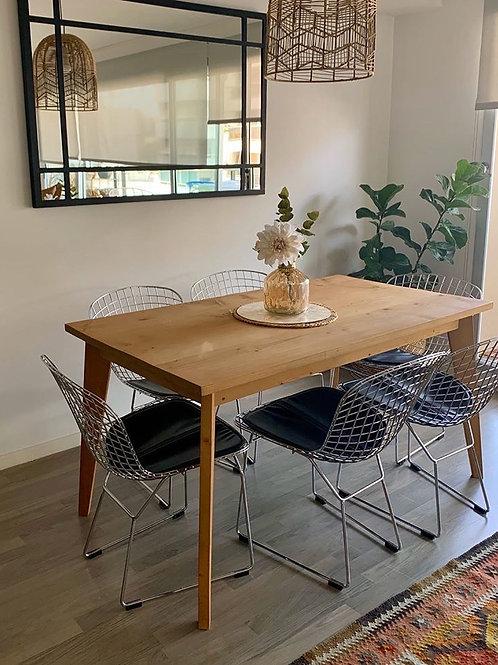 2 sillas diseño Bertoia