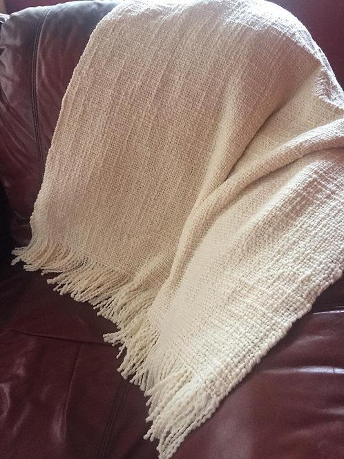 Mantas en lana Merino