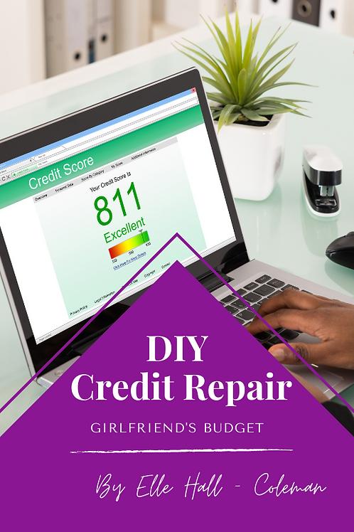 Girlfriend's, Budget DIY Credit Repair Kit