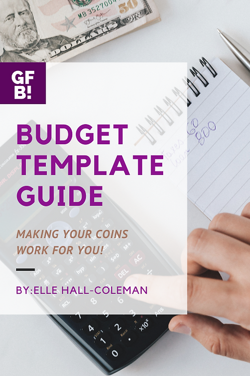 Girlfriend's, Budget Guide 101 - Budgeting for Beginners