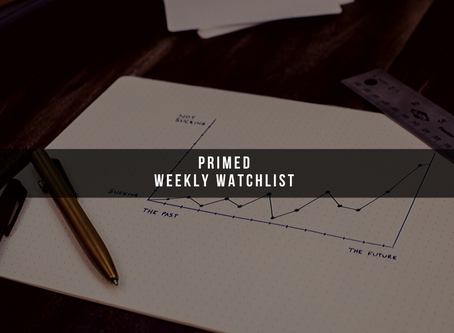 Primed Watchlist: Day trading USDCAD & EURGBP [3.1.2020]