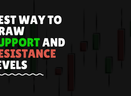 Probably the Best Way to Draw Support & Resistance Levels [Primed Strategy Series e.4]