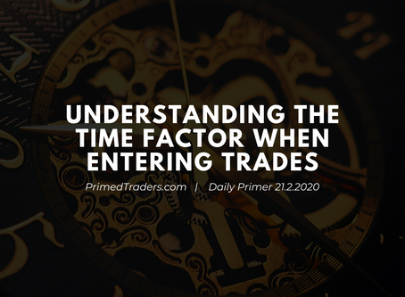 Understanding the Time Factor When Entering Forex Trades