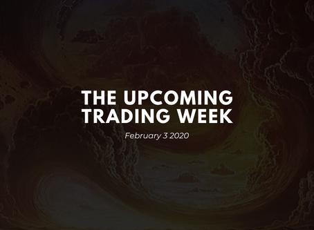 Week Ahead [Feb.3.2020]