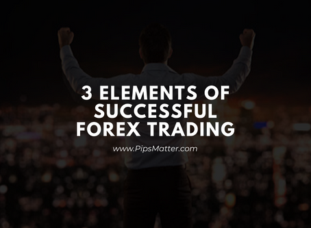 The 3 Elements of Successful Trading