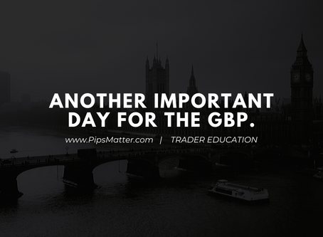 Important CPI data for the GBP