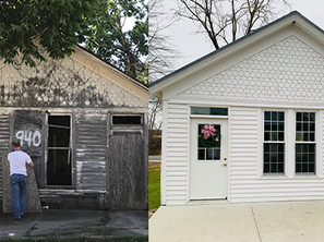 Before and After Renovations