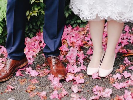Ideas for spring weddings.