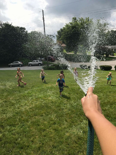 Preschool Water Days