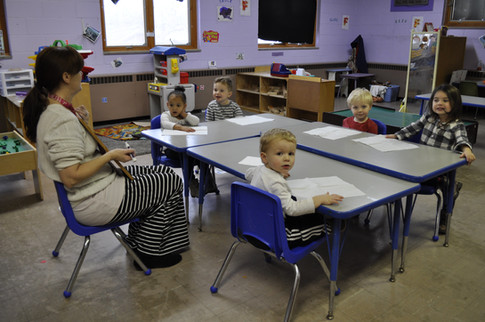 Preschool Learning Numbers