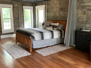 Riparian House - Bedroom