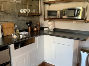 Riparian House - Kitchen