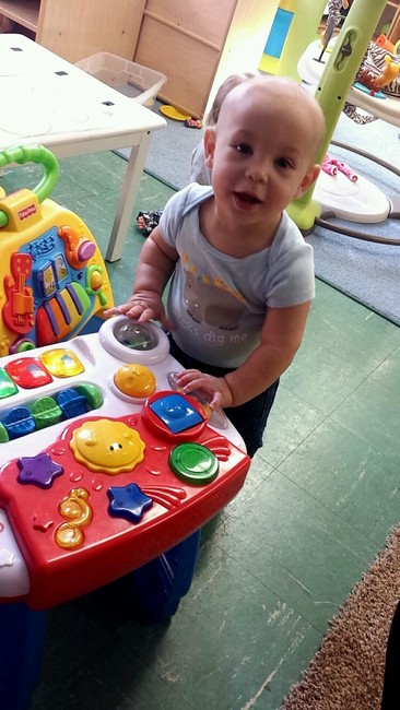 Learning Play Table