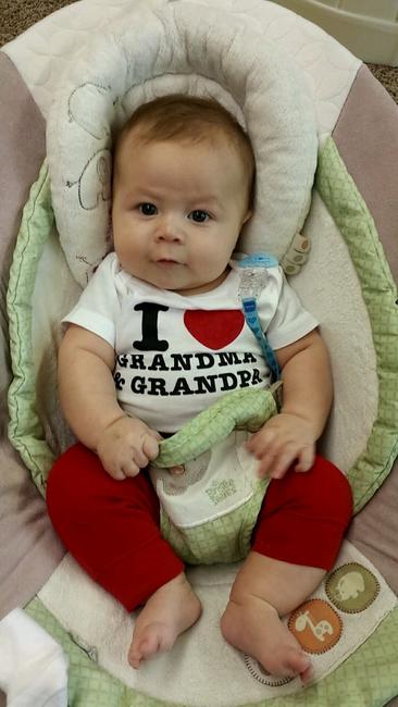 We love Grandparents!