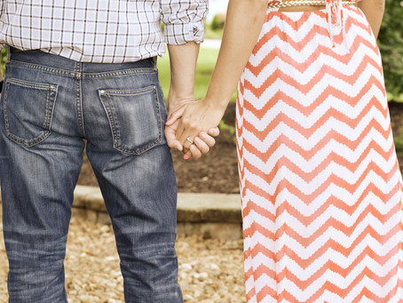 Three Tips for a perfect engagement photo session!