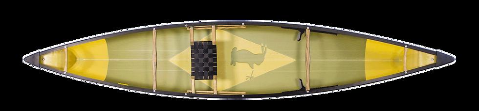 Mad River Adventure canoe