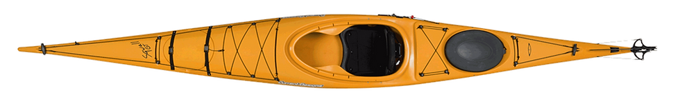 Current Designs Squall kayaks