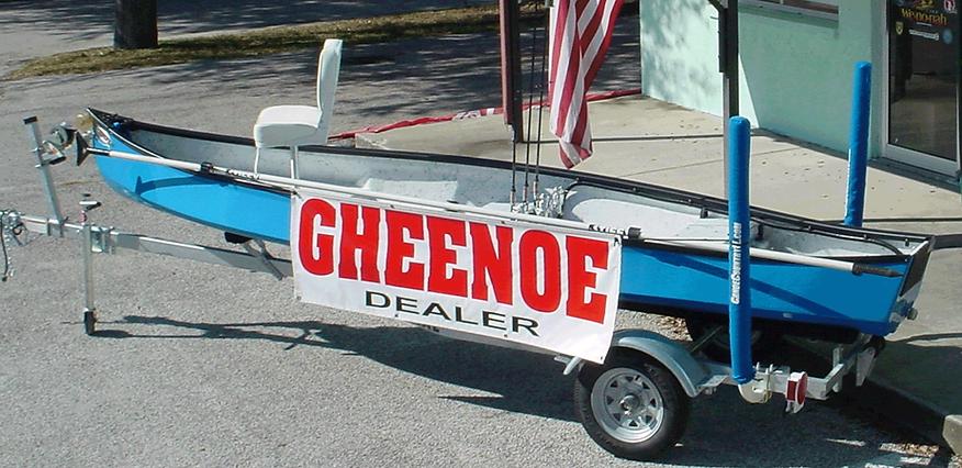 Gheenoe Highsider