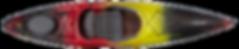 Dagger Zydeco kayak