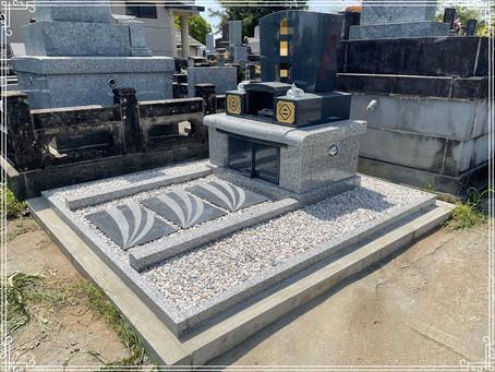 【新墓】おしゃれな洋墓