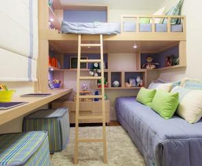 quarto de crianca planejado