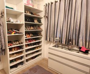 closet solteiro planejado