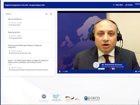 Evento Virtual para la Unión por el Mediterráneo