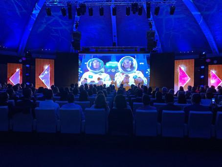Reunión Directivos Zurich: uno de los eventos más sostenibles , creativos y tecnológicos del año!