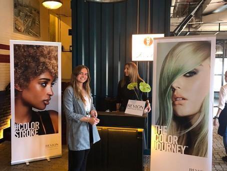 Revlon en los International Hairdressing Awards - Madrid
