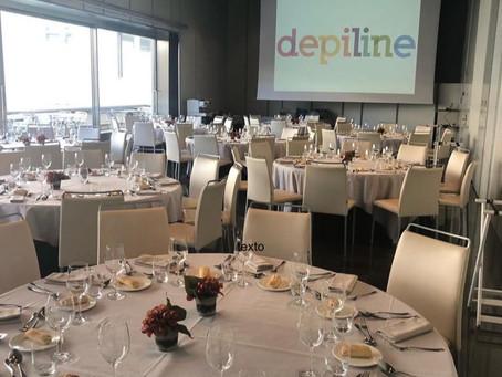 Depiline estrena el 2020 con una convención sostenible