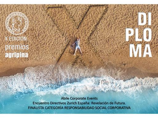 Finalistas Premios Agripina