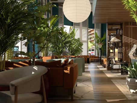 Los hoteles del futuro