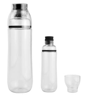 Nuevas Botellas Sostenibles de Tritan
