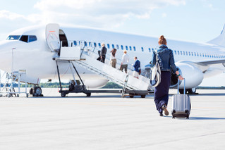 Sustainability reaches the airlines