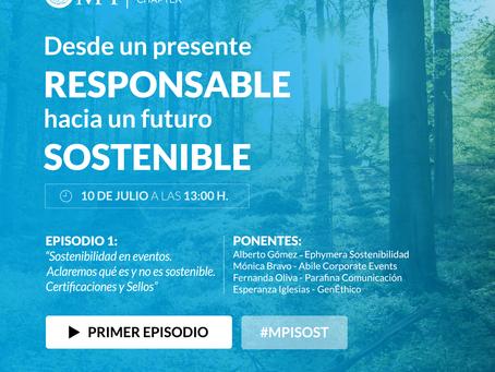 Ponencia para MPI Iberian Chapter -  Sostenibilidad en Mice