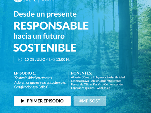 Speech for the MPI Iberian Chapter -  Sustainability in Mice