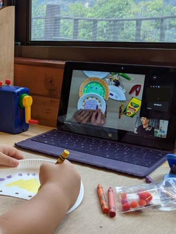 Arts & Craft online class & camps