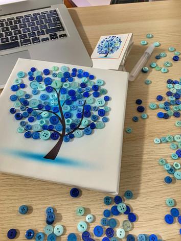 Button-Art project