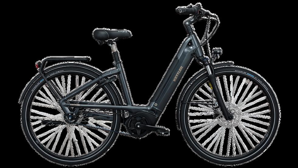 Kettler E-Bike Traveller E Gold Pro Belt 2019 Damenvelo 46