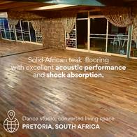 Converted Dance Studio, Pretoria