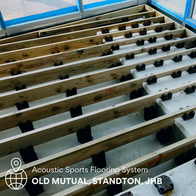 Old Mutual Sports Flooring System