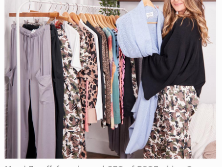 Eco Expert Marci Zaroff Launches First Size-Inclusive, Sustainable Apparel Line On QVC