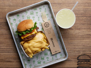 Carbon-Negative: U.S. Burger Restaurant Shake Shack Tests Regenerative Cutlery Made From AirCarbon